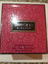 JIMMY CHOO BLOSSOM EAU DE PERFUM 60 Ml Spray Free UK P&P