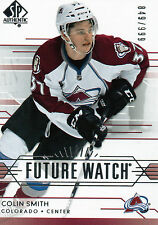 Colin Smith 14/15 UD SP Authentic Future Watch RC #240.