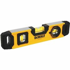 "(Case of 4) DeWalt 9"" Torpedo Level"