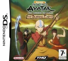 Avatar The Last Airbender Burning Earth DS & Registered Priority