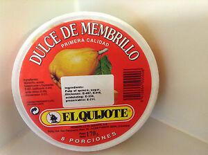 El Quijote Membrillo Triangles 170g Great with Cheese - Gluten Free