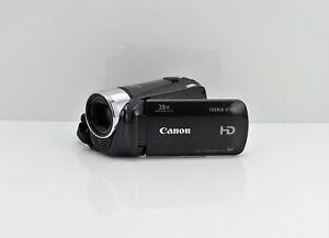 CANON LEGRIA HF R28 CAMCORDER HD 32GB FLASH MEMORY / CARD HIGH DEFINITION VIDEO