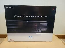 Playstation 3 20gb Console System PS3 Japan *UN-OPENED FOR COLLECTION*