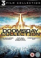 Doomsday Collection - Day The Earth Stood Still (2008) / The Day After Tomorrow
