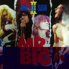 Mr Big(CD Album)Raw Like Sushi-Atlantic-AMCY 395-Japan-1992-New