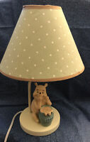 Winnie the Pooh Baby Nursery Lamp with Lamp Shade
