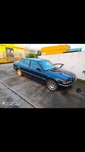 2000 BMW 7 SERIES 735I E38 FOR PARTS PLEASE ENQUIRE FOR PART NEEDED