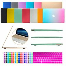 """Rubberized Matte Hard Case Cover Shell for the New MacBook Retina 12"""" inch A1534"""
