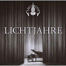 """LACRIMOSA """"LICHTJAHRE"""" 2 CD NEW"""