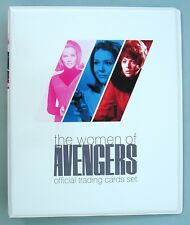 The Women of Avengers Trading Card Binder from Unstoppable Cards