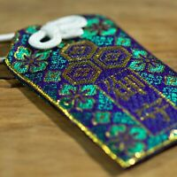 🙏🌸 Omamori Japanese Charm from temple * seig-des-3