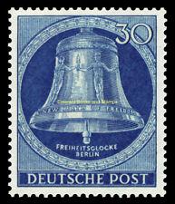 EBS West Berlin 1953 Liberty Bell Inauguration (III) Michel 104 MNH**