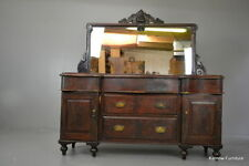 Antique Style Mahogany Unbranded Sideboards & Buffets