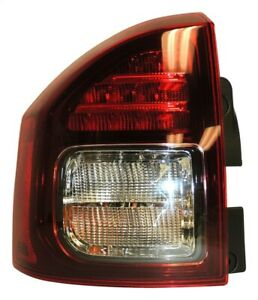 4-17 Jeep Compass Left Side Rear Taillight Lamp New Factory Mopar OEM New