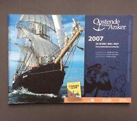 HERGÉ. Oostende voor Anker. Thème spécial Tintin et la mer en Néerlandais. 2007