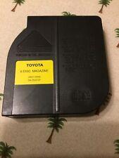 Toyota 6 disc Changer Magazine # 08601-00846 Oem