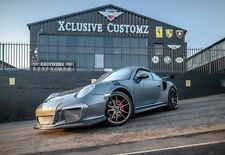 Porsche 996 to 991 GT3 RS Wide Body Kit 996 Conversion Bodykit to NEW 991