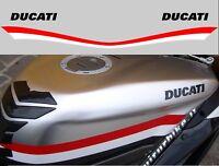 Kit adesivi per serbatoio Ducati 848-1098-1198 S Corse