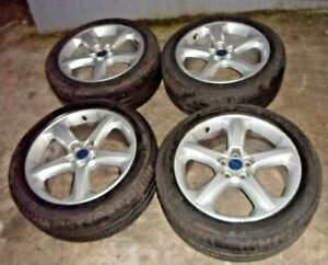 """FORD MONDEO GALAXY SET OF 4 ALLOY WHEEL WITH TYRE 235/45R/18"""""""