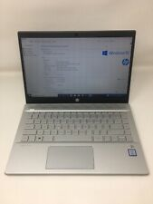 "HP Pavilion 14-CE2500SA 14"" Intel i3-8145u 256GB SSD 8GB Laptop Silver - Win 10"