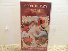 Good Old Days - SUMMERTIME - Songs & Sounds of Yesterday - Audio Cassettes