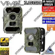 Trail Camera Security Farm System 16GB Hunting Scout Night Vision 11