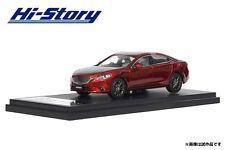 Hi-Story Hs137Re 1:43 Mazda Atenza Sedan 2016 Soul Red Premium Metallic
