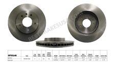 Disc Brake Rotor-Standard Brake Rotor Front Best Brake GP55148
