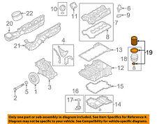 BMW OEM 10-17 X6 Engine-Oil Filter 11427848321