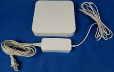 Apple AirPort Extreme Base Station 802.11n (2nd Generation) A1143 w/ AC Power