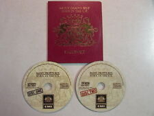 BADLY DRAWN BOY BORN IN THE U.K. PASSPORT LTD COVER CD/NTSC DVD HOLLAND IMPORT