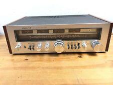 Vintage Scott Stereo Receiver 350R, Wood Sides