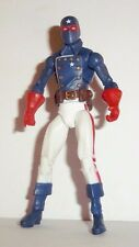 marvel universe PATRIOT young avengers captain america hasbro legends figures