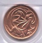 1981 Two Cent coin - Uncirculated - Taken from Mint Set