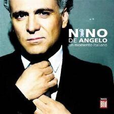 """NINO DE ANGELO """"UN MOMENTO ITALIANO"""" CD NEUWARE!!!!!!!!"""