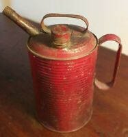 Vintage Collectable Acme Paraffin Tin