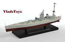 DeAgostini atlas 1/1250 Nelson-class Battleship  Royal Navy HMS Rodney DG-WS017