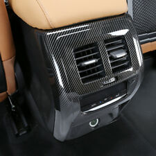 ABS Carbon Look Passenger Row A/C Air Conditioning Vent For BMW X3 G01 2018