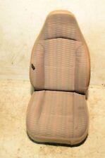 OEM Jeep Wrangler TJ Passenger Seat RH 97-02 Camel Cloth 00u