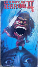 Trilogy of Terror II (VHS, 1997)