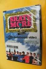 SKATE MORE DVS Shoes Daewon Song Jason Dill 2006 Skateboarding DVD - New Sealed