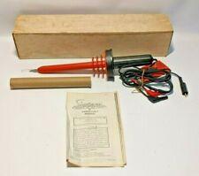 NIB Simpson High Voltage Test Probe 00413 10000V AC Original Box & Instructions