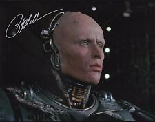 Peter Weller ROBOCOP signed autographed 11x14 O