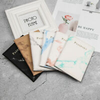 Packet Passport Cover Travel Marble Cover Case Holder Organizar Waterproof 2019