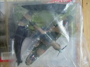 Fighter Aircraft Collection issue 6, Hawker Hurricane with die cast Hurricane