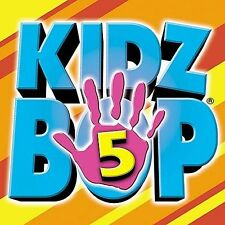 Kidz Bop, Vol. 5 by Kidz Bop Kids (Feb-2004, Razor & Tie) NEW CD