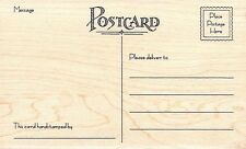 "Post Card  1369L Penny Black Rubber Stamp   5.5"" x 3.5""  w/m  Free Shipping  NEW"