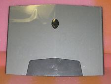 "New Original Genuine Dell Alienware M15x 15.6"" Gray LCD Back Cover Lid - JNPWT"