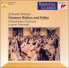 Strauss: Viennese Waltzes & Polkas Essential Classics. free shipping