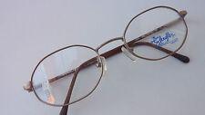Eckige Unisex Brillenfassungen aus Metall
